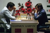 Karpov contra Kasparov (documental)