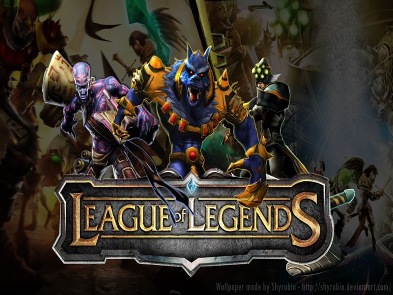 League Of Legends Introduccion Juegos Online En Taringa