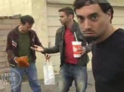 (Parodia) David Blaine Street Magic