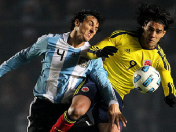 Colombia vs Argentina eliminatoria Brasil 2014