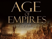 Age of Empires II Rise of History en Desarrollo