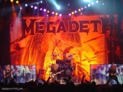 Megadeth ( 28 Recitales y 3 Unplugged on-line)