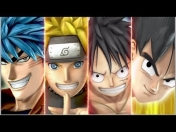 Dragon ball Z vs bleach vs naruto VS one piece
