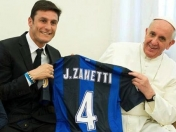 confirmado: Francisco, el Papa, es del inter