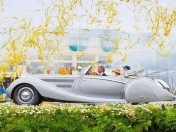 Horch 853A Voll & Ruhrbeck Sport Cabriolet (1937)
