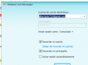 Utiliza Windows Live Messenger 8.5 (02/2018)