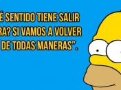 13 Frases divertidas para recordar a Homero Simpson