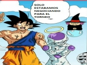 Manga 32 en español Dragon Ball Super