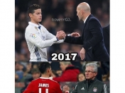 James Rodríguez y su venganza ante el Real Madrid
