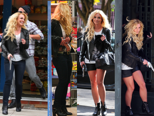 Britney lanza clips sexuales
