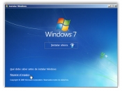 Hacer copia de sistema de windows 7