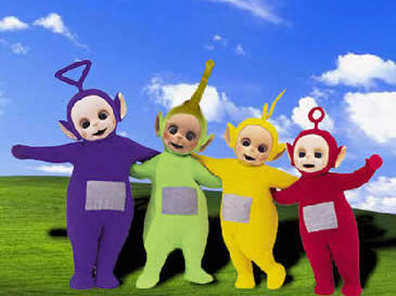 conspiracion teletubbies published in Info