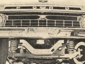 El Twin-I-Beam de la Ford F-100