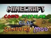 Minecraft 1.5.1 - Tutorial Como instalar GLSL Shaders Mod