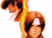 Artbook The King of Fighters-Fighting Evolution 10th