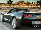 Chevrolet Corvette Stingray ahora convertible