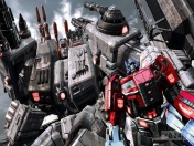 Transformers Fall Of Cybertron - Team Deathmatch  Gameplay |
