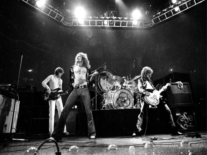 Led zeppelin tablaturas de guitarra moby dick