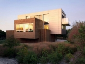 Moderna casa de playa / SPG Architects, Nueva York