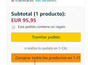 CyberMonday? Amazon Europa papá!