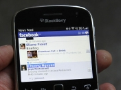 Facebook se despide de BlackBerry