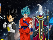 Dragon Ball Super (Tematica) Parte 2