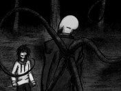 Creepypasta Jeff the killer vs Slenderman