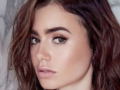 Lily Collins - [Photoshoot HD]