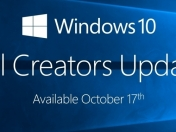 Fall Creators Update completamente disponible para todos