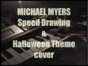 Michael Myers Speed Drawing