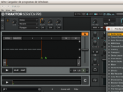 Traktor + Native Audio 2 en Ubuntu 14.10(Wine+Play On Linux)