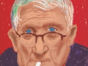 Serie: Los Pintores 242 David Hockney