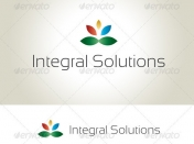 Integral Solutions Logo Template