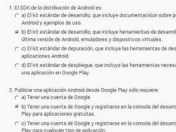 Curso Desarrollador de apps moviles de google