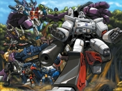 Imagenes de Transformers + yapa (Hearts of Steel)
