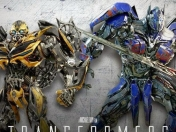 Transformers 4, banner y tema de Imagine Dragons