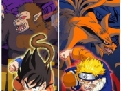Dragon Ball Vs Narutoverso