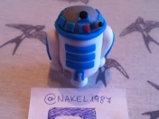 ¡Tutorial R2D2 (Star Wars) en Porcelana fría!