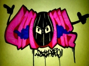 pasate y ve mis Graffitis