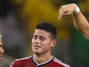 Colombia vs Inglaterra, James va a romperla