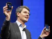 BlackBerry presenta oficialmente BlackBerry 10, Blackberry Z