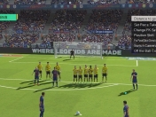 PES 2018 Gameplay  Compilation Celebrations and free kick