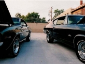 muscle cars by deviantart