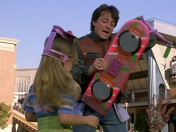 Llega el skate de Back to the Future