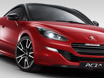el nuevo peugeot rcz r con 270 cv autos y motos taringa. Black Bedroom Furniture Sets. Home Design Ideas