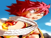 Fairy Tail Manga 465 Mi Hermano Etherias Natsu Dragneel