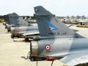Posible extension vida util de Mirage 2000 franceses