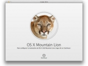 Mac os Mountain Lion: Instalación