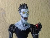 Ryuk (Death Note) en masilla epoxy