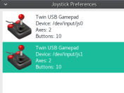 Instalar Twin USB Gamepad en Linux (Kit 2 en 1 usb)